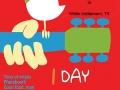 twitter bird poster