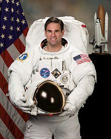 Astronaut Dr. Gregory Chamitoff